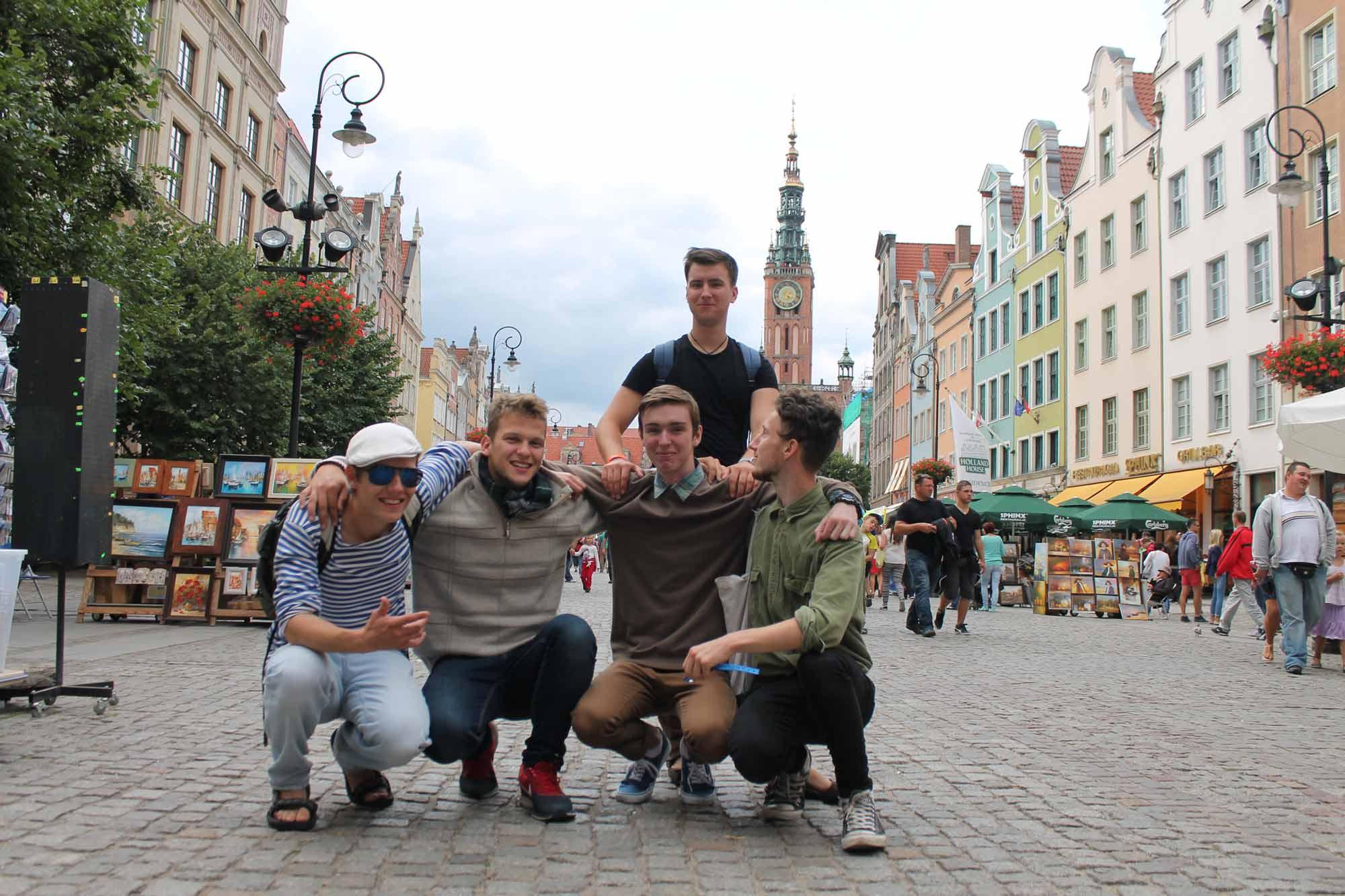 Brabander Crew Gdansk