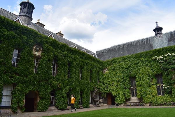 Andrius Romaška Oksfordo Universitetas Lincoln College